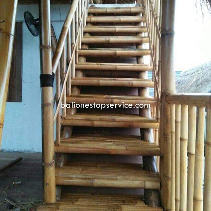 jasa pasang pagar bambu di bali