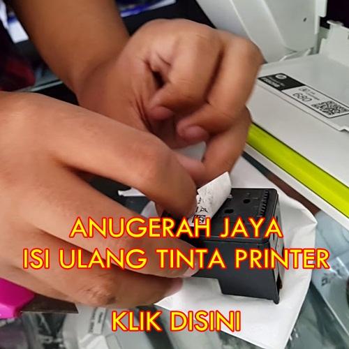 isi ulang tinta printer di denpasar